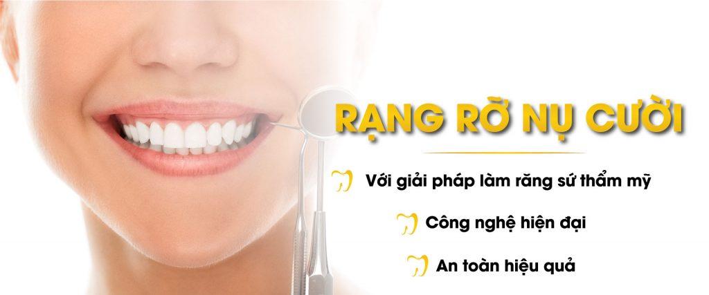 Nha Khoa Dong A Rang Ro Nu Cuoi
