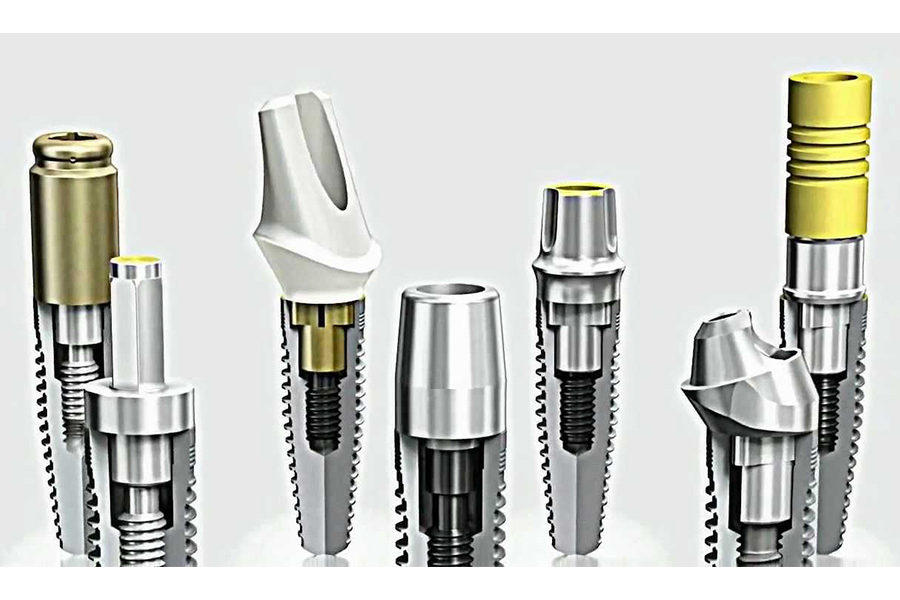 Các Loại Trụ Implant