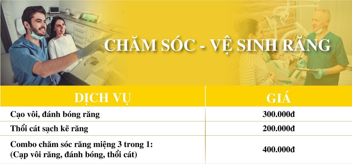 Dich Vu Cham Soc Ve Sinh Rang Nha Khoa Dong A