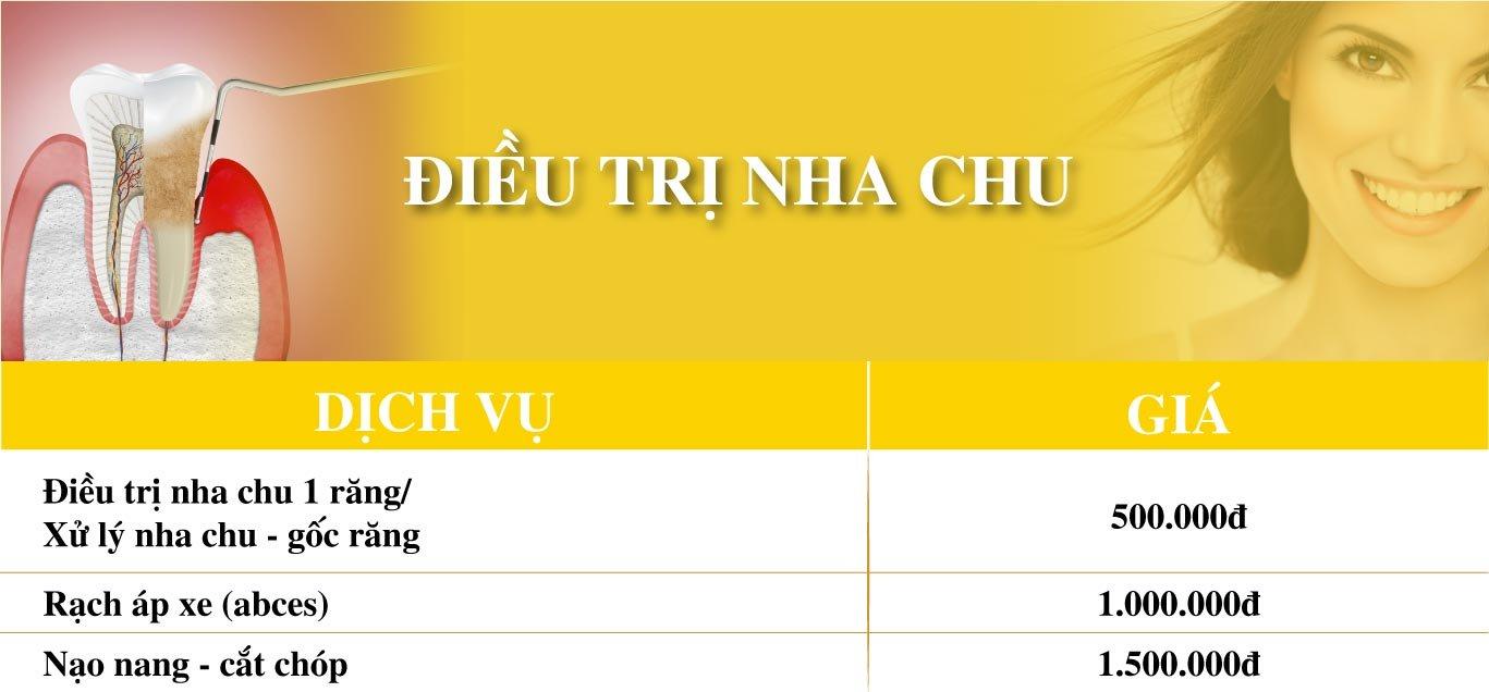 Dich Vu Dieu Tri Nha Chu Nha Khoa Dong A