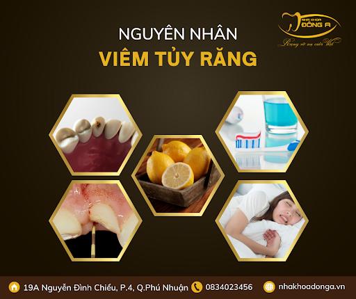 Nguyen Nhan Viem Tuy Rang