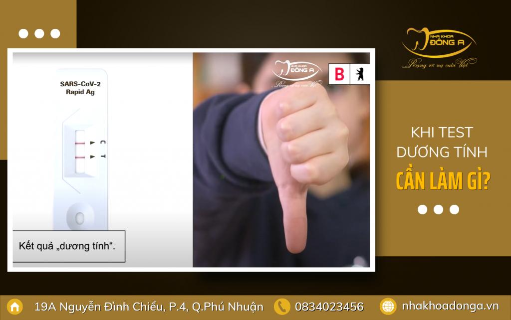 Khi Test Duong Tinh Phai Lam Gi